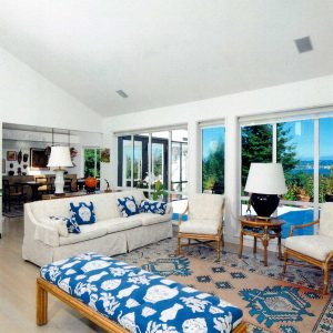 Jeremy Miller Architects - Mackoff Residence Living Room