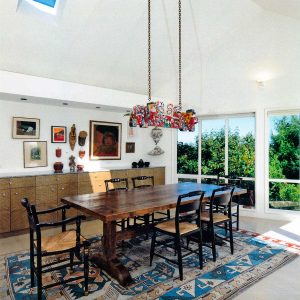 Jeremy Miller Architects - Mackoff Residence Dining Room
